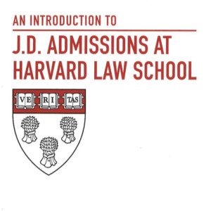 An Introduction to JD Admissions at HLS